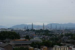 層雲(2008/08/30)