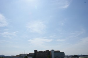 巻層雲(2008/08/15)