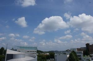 積雲(2008/09/02)