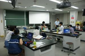 二酸化炭素の実験